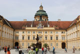 Abbey Melk Courtyard 3